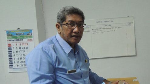 Eko Subiyantoro, Kepala Disdukcapil Gunungkidul, Foto: Dok. KH