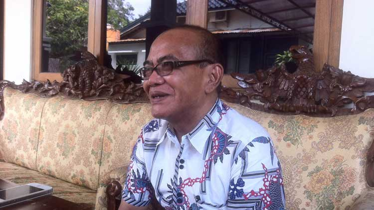 Dwi Warna, Kepala Dinsosnakertrans Kabupaten Gunungkidul, Foto: KH/ Maria Anjani