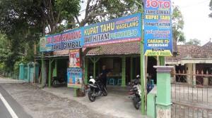 Warung Soto Ayam Semarang, Hasil Kerjasama Waralaba. Foto: KH/ Kandar