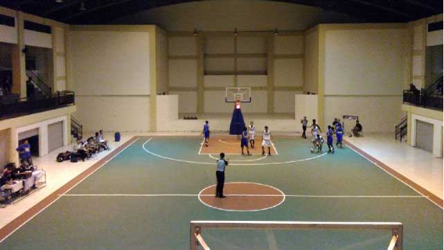 Final Kejurkab basket u16, KH/ Edo