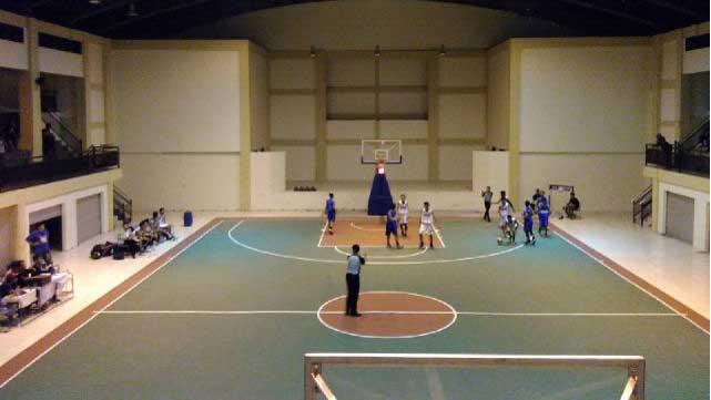 Final Kejurkab basket u16, KH/ Edo