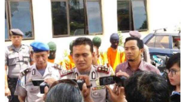 AKBP Hariyanto, Kapolres Gunungkidul. KH/ Maria Dwianjani