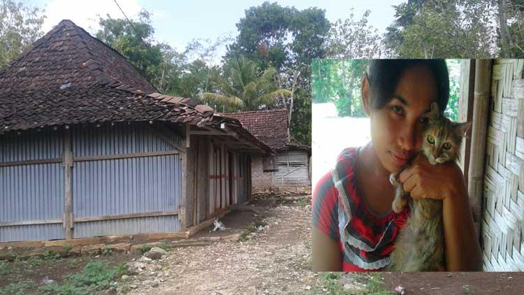 Sri Mugiyanti pergi dari rumah sejak Selasa, (12/1/2016) tanpa pamit. KH/ Kandar