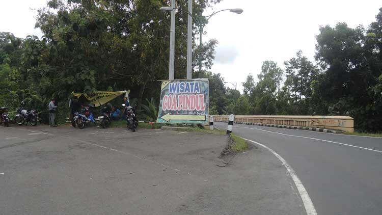 Salah satu Pangkalan Joki wisata Goa Pindul. KH/ Kandar