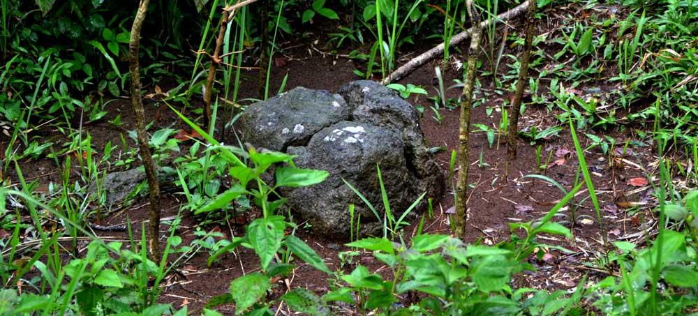 Situs Batur Agung. KH/WG.