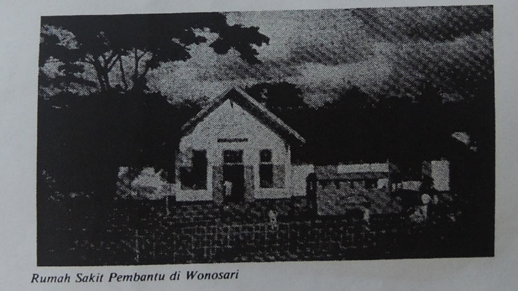 Hulp Hospital pada zaman dahulu. dok. Mukarta/ Bethesda.
