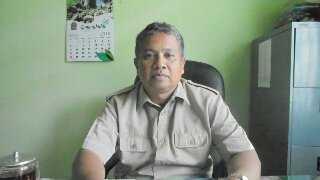 Kepala Bidang Bina Produksi Dinas TPH Gunungkidul, Raharjo Yuwono