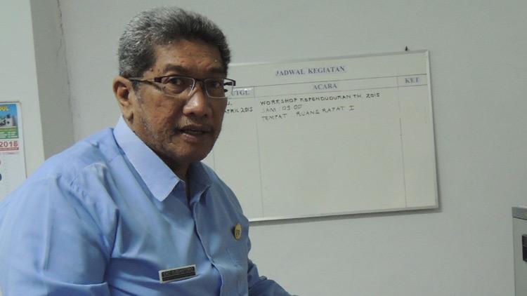 Eko Subiyantoro, Kepala Disdukcapil Gunungkidul. KH/ Kandar