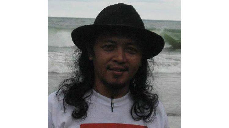 Ketua Pemuda Katolik Komcab Gunungkidul, FX Endro Guntoro. KH
