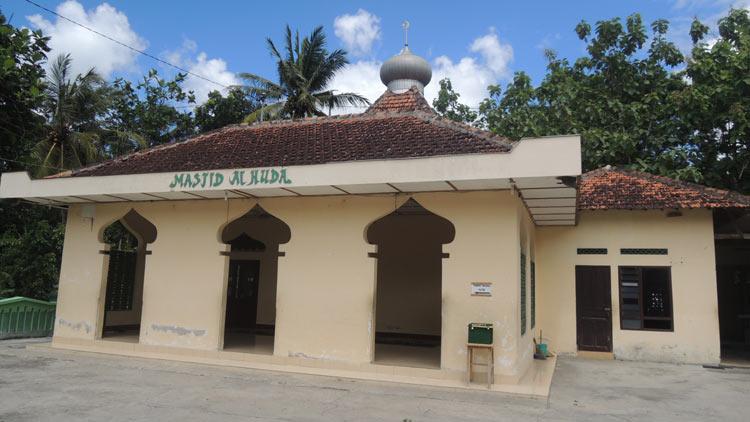Masjid Al Huda Sodo, Peninggalan Ki Ageng Giring III. KH/ Kandar