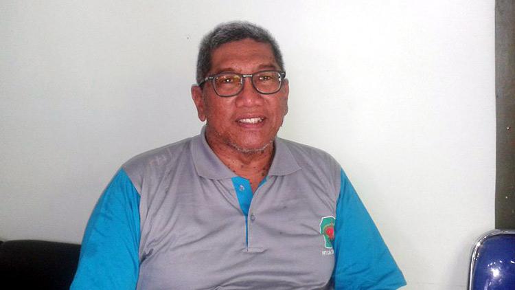 Eko Subiyantoro, Ketua PPTI Gunungkidul. KH/ Kandar