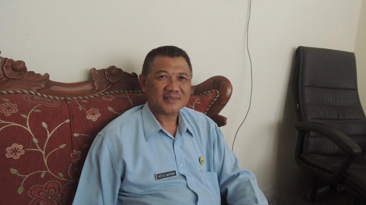 Kepala BP2KP Gunungkidul, I Ketut Santosa.