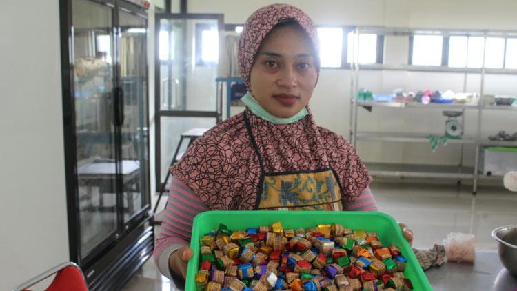 Salah satu produk hasil olahan Kakao. KH/ Edo