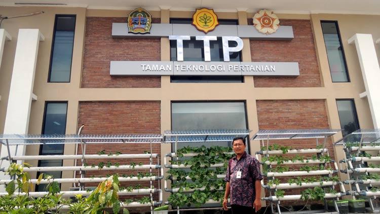 Manajer harian TTP, Sudiyono. KH/ Kandar