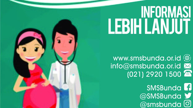 Program SMS Bunda, Sumber: internet.