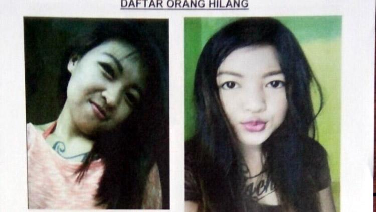 Foto Siska Purwanti (19), remaja yang pergi sejak 31/12/2016 lalu.