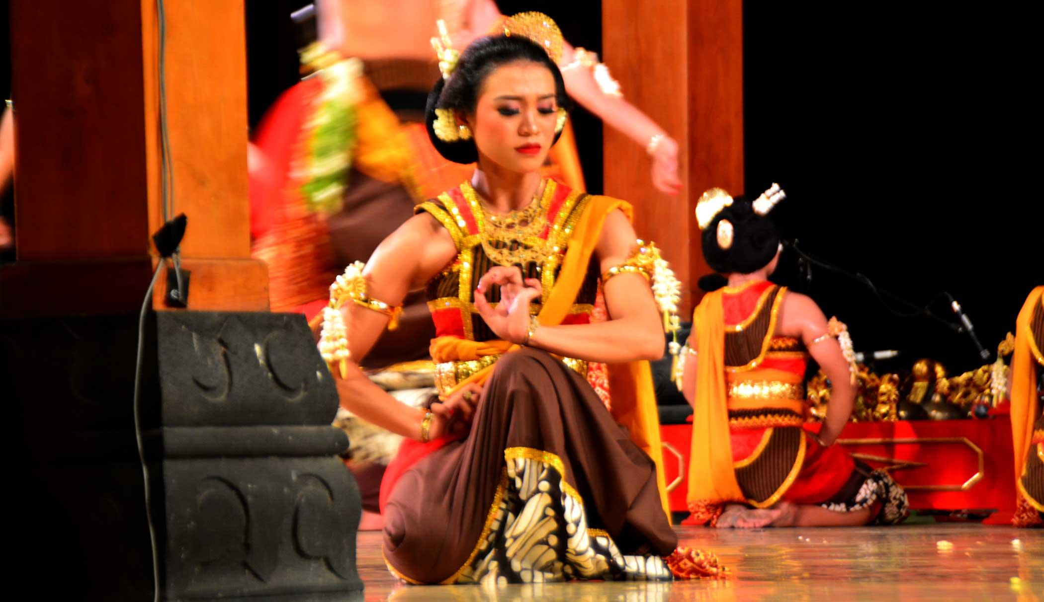 Tokoh Pantarwati, Ety Oktaviani. Foto: Nara