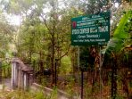 Balai Konservasi Sumber Daya Alam (BKSDA) Yogyakarta di Hutan Lindung Bunder