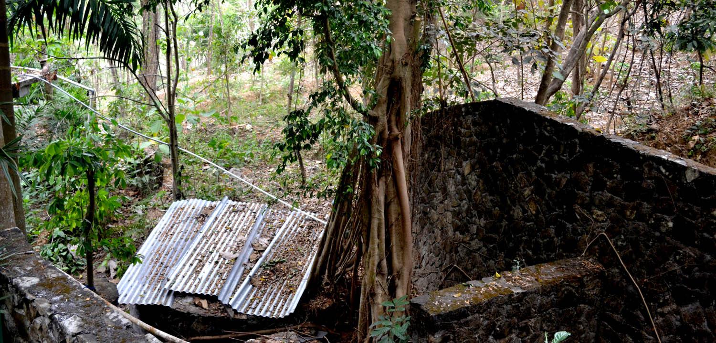 Resan Berumur 10 Tahun yang Menjaga Air Sumur di Giriwening.[Foto:NR]