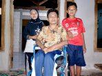 Maridi bersama istri dan anaknya